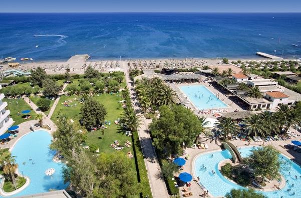 Hotel Esperides Beach Family Resort rodos