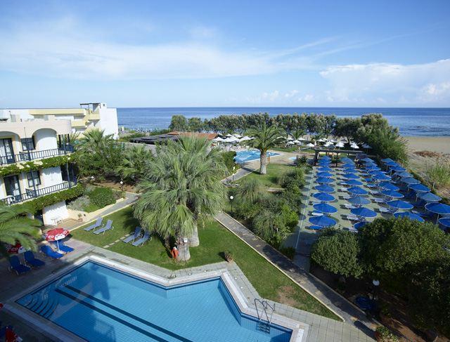 Malia Bay Beach Hotel & Bungalows kreta