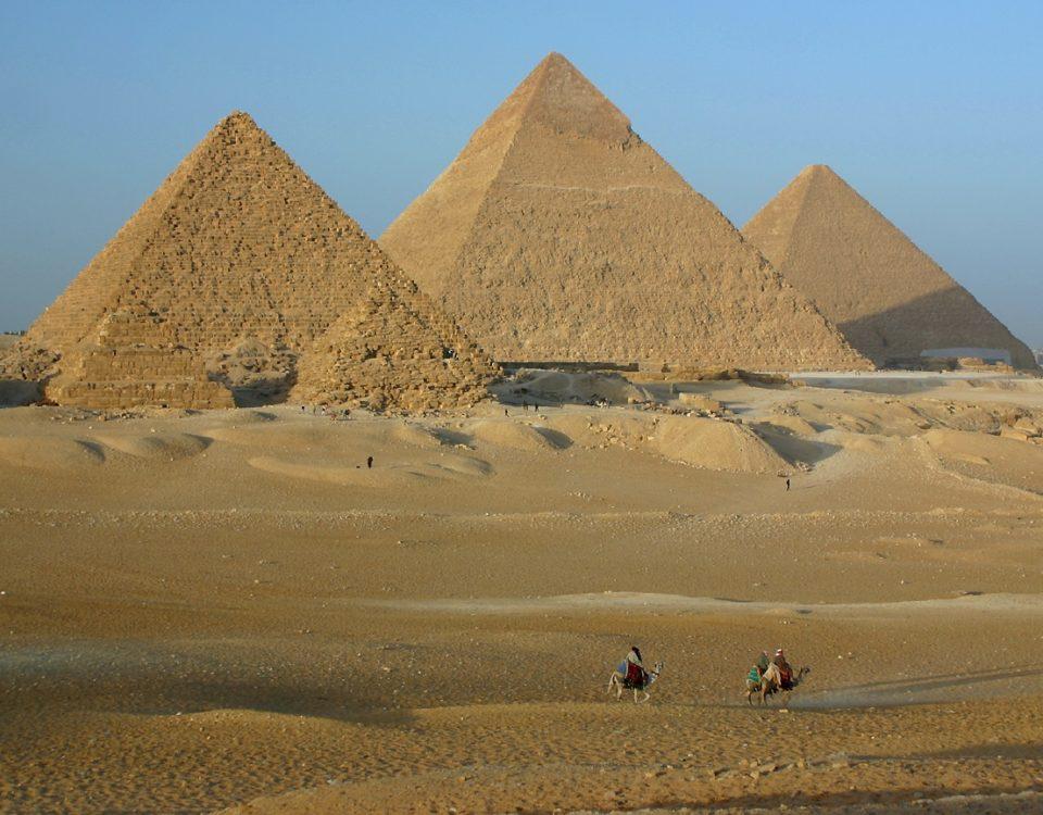 The-Pyramids-at-Giza
